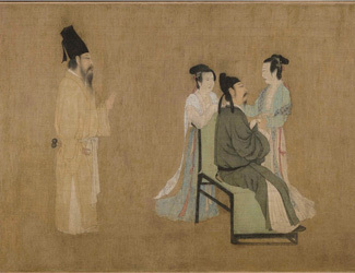 Gu Hongzhong: Night Entertainments of Han Xizai