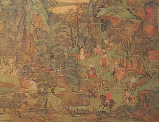 Famous Chinese Painters China Online Museum