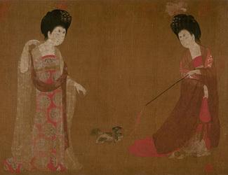 Zhou Fang
