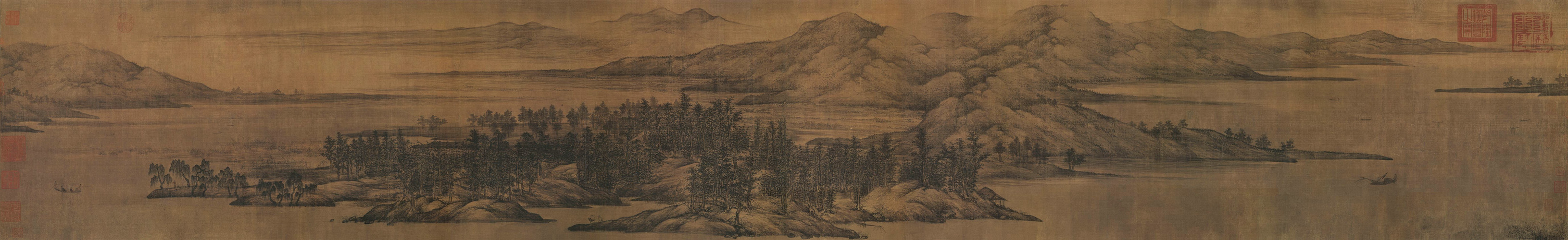 Dong Yuan | Chinese Painting | China Online Museum