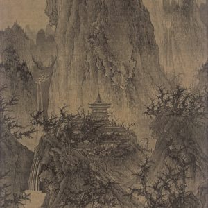 li-cheng_solitary-temple