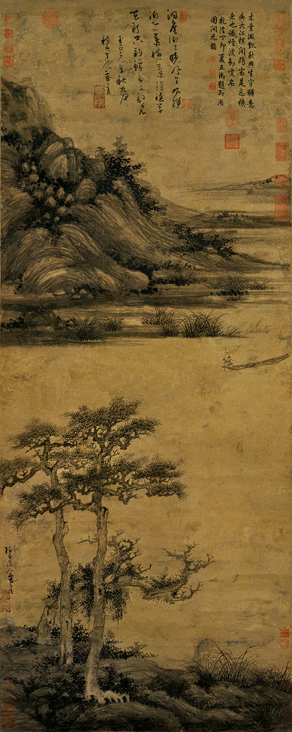 Spring Is In Air Cranes Are Returning >> Famous Chinese Paintings | China Online Museum