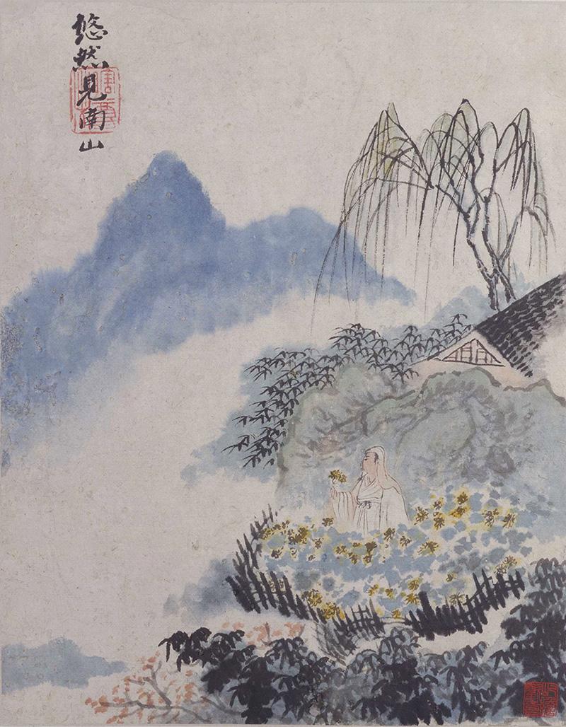Poetic Feeling of Tao Yuanming