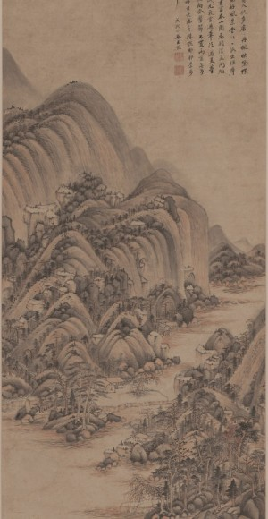 Dwelling in the Fuchun Mountains