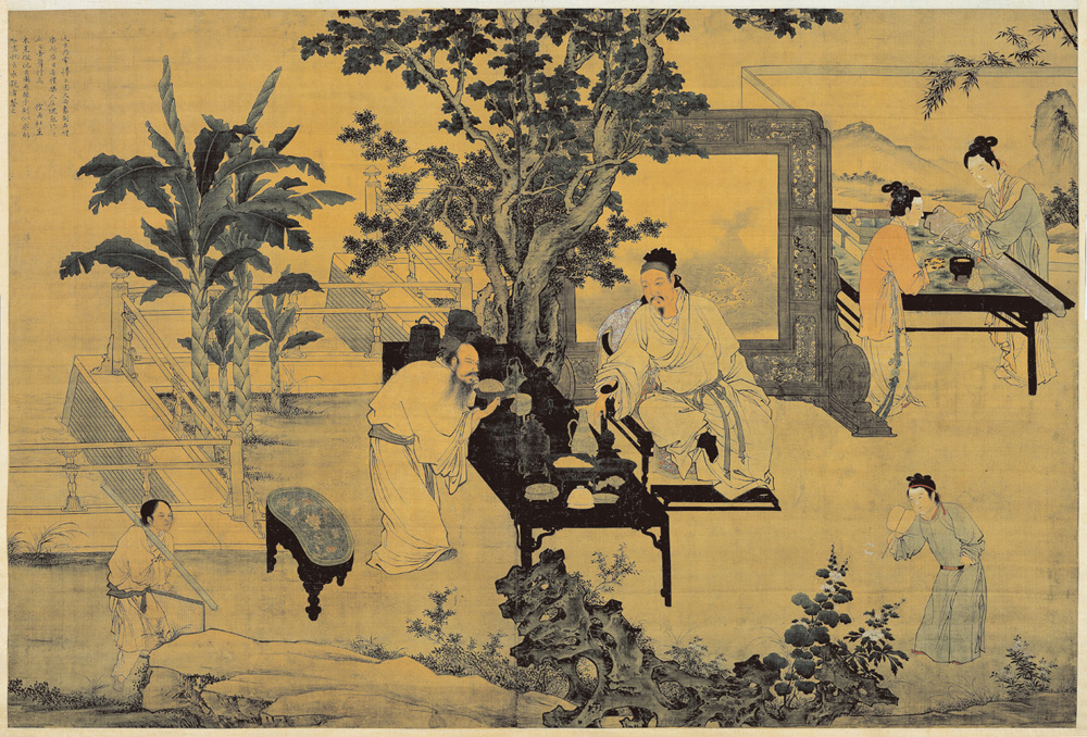 Figure Painting | Chinese Painting | China Online Museum