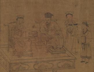 Li Gonglin: Classic of Filial Piety