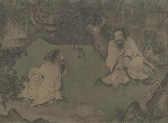 Li Tang: Gathering Wild Herbs