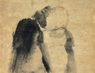 Liang Kai: Immortal in Splashed Ink