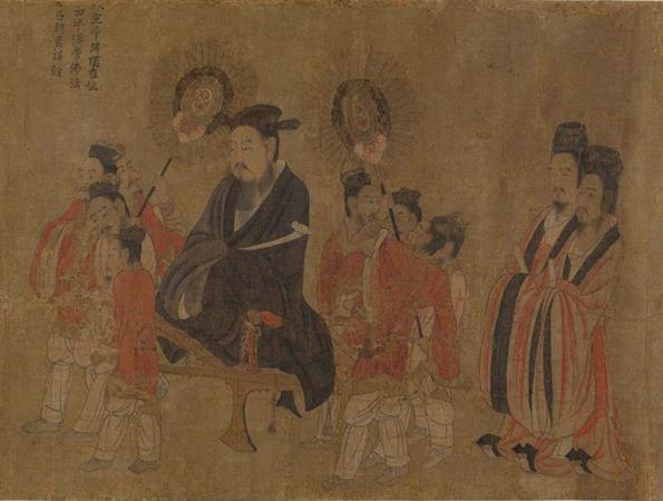 Yan Liben: Thirteen Emperors