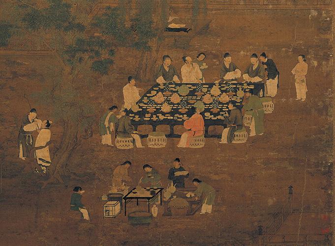 Zhao Ji: Literary Gathering