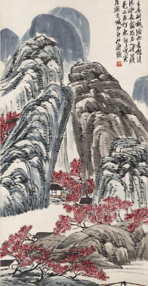 Qi Baishi: Peach Blossom Spring