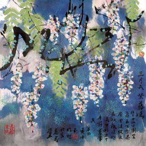 huang-yongyu_wisteria