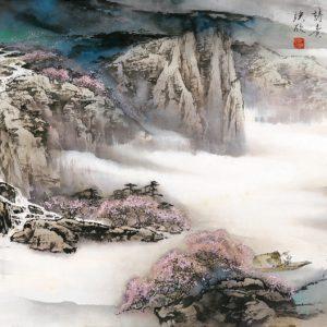 ji-yingxin_peach-blossom-stream