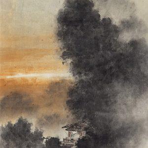 gao-jianfu_wine-house-at-dusk