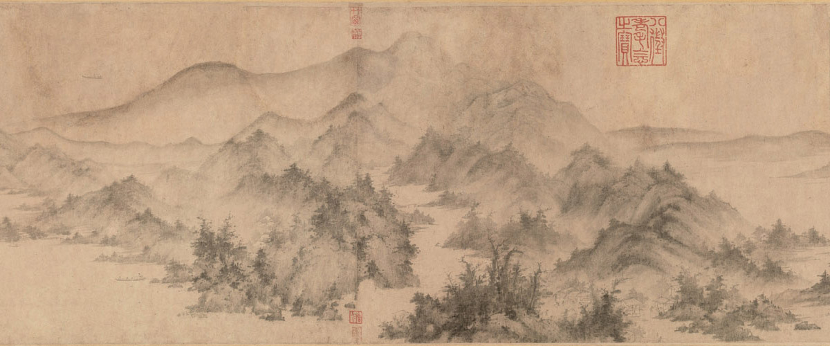 Anonymous: Dream Journey along the Xiao and Xiang Rivers