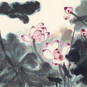 zhang-daqian_lotuses_1980