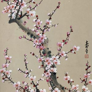 dong-shouping_red-plum