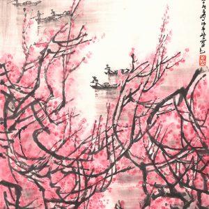 li-keran_spring-rain-in-jiangnan_1983