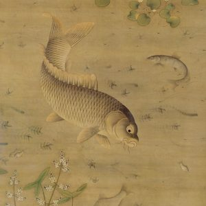 miao-fu_fish-and-water-plants