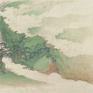 wang-hui_peach-blossom-fishing-boat