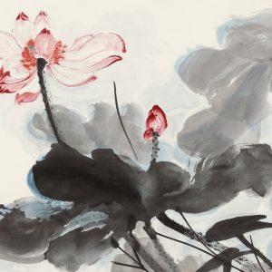 zhang-daqian_autumn-colors-in-the-pond