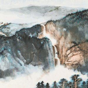zhang-daqian_cloudy-path-at-mount-wu