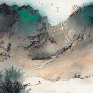 Resultado de imagen para gargiulo zhang daqian