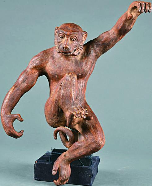 Wishful Monkeys from Nanjing Museum