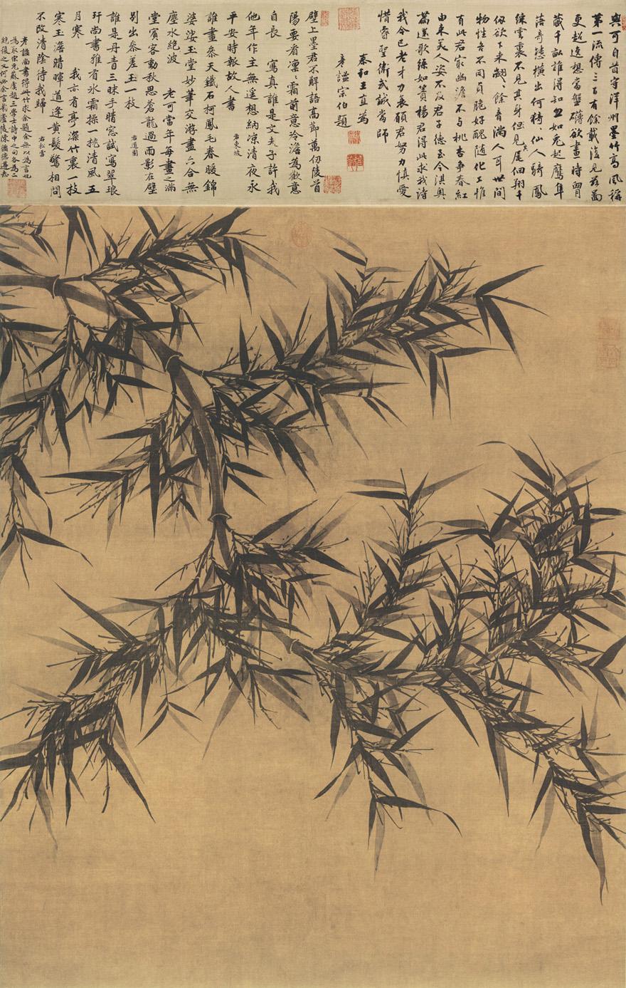 Wen Tong: Ink Bamboo
