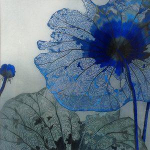 embroidery_lotus-leaves_blue