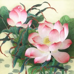 embroidery_lotuses_1