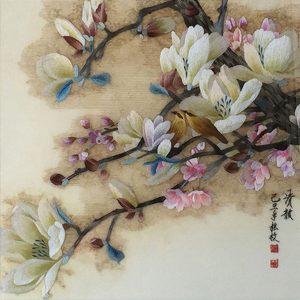 embroidery_magnolias_1