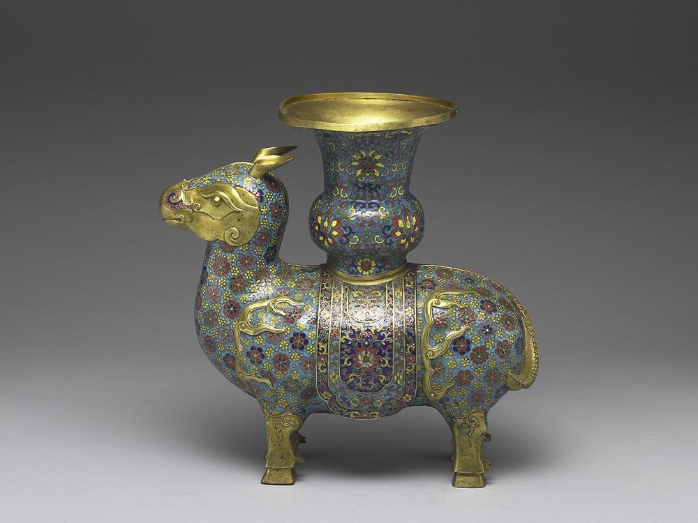 Emperors' Treasures Travel to Houston Museum of Fine Arts