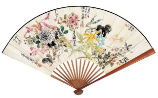 group-artists_folding-fan