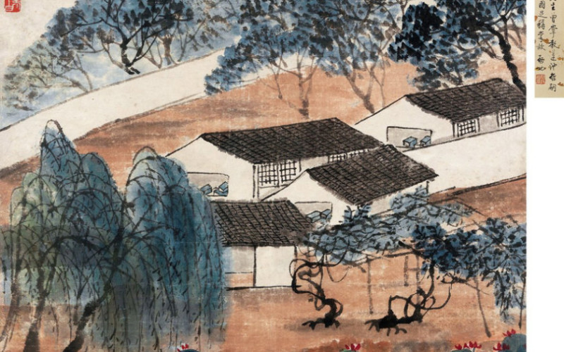 qi-baishi_lotus-pond-school