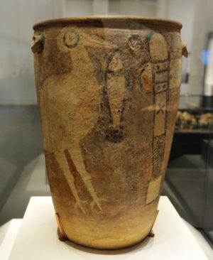neolithic_pottery-jar-with-stork-catching-fish-design