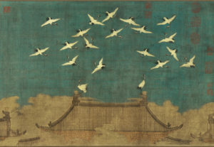 song_zhao-ji_auspicious-cranes