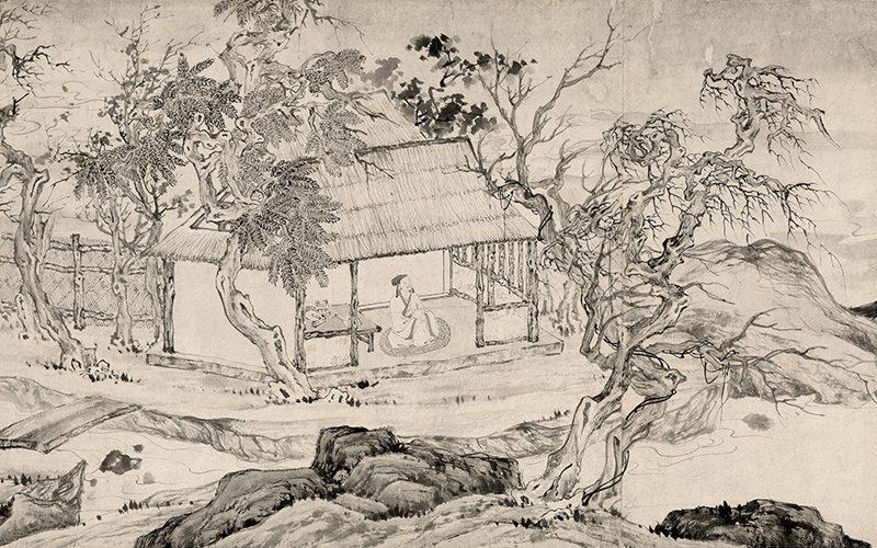 Wuyangzi in Self-cultivation