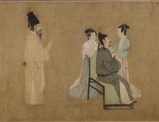 Gu Hongzhong: Night Entertainments of Han Xizai