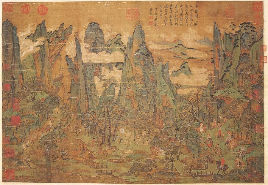 Emperor Going to Shu