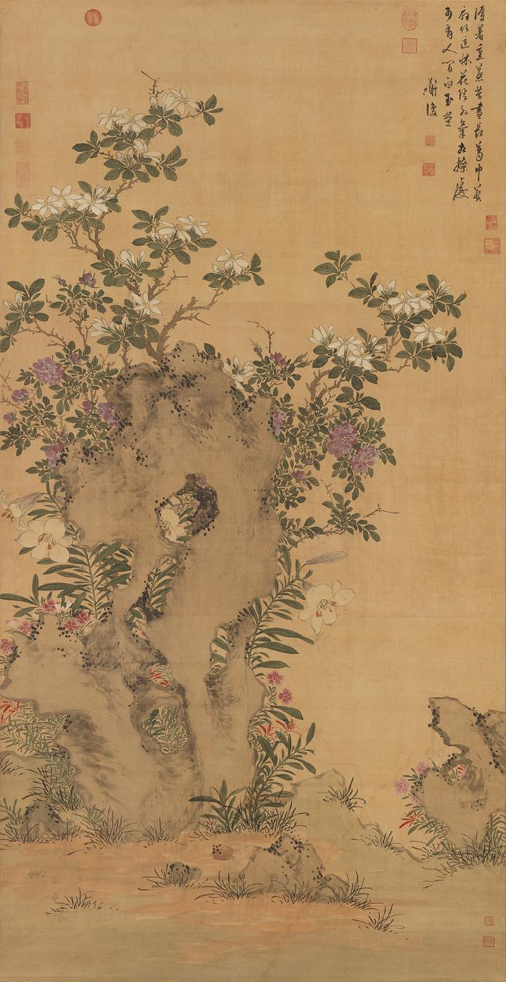 chen-chun_blossoms-in-color