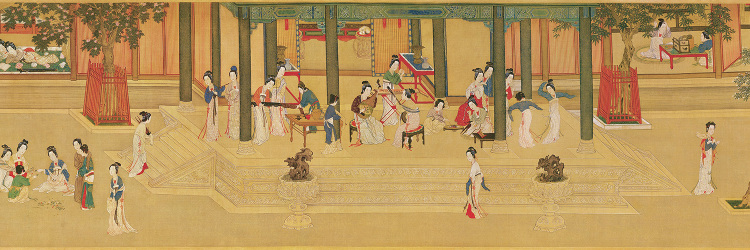 Spring Morning in the Han Palace