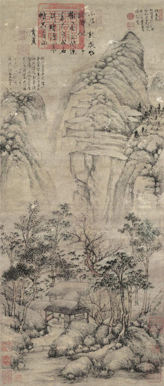 shen-zhou_peach-blossom-study
