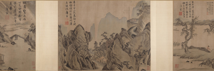 Eight Views of Xunyang