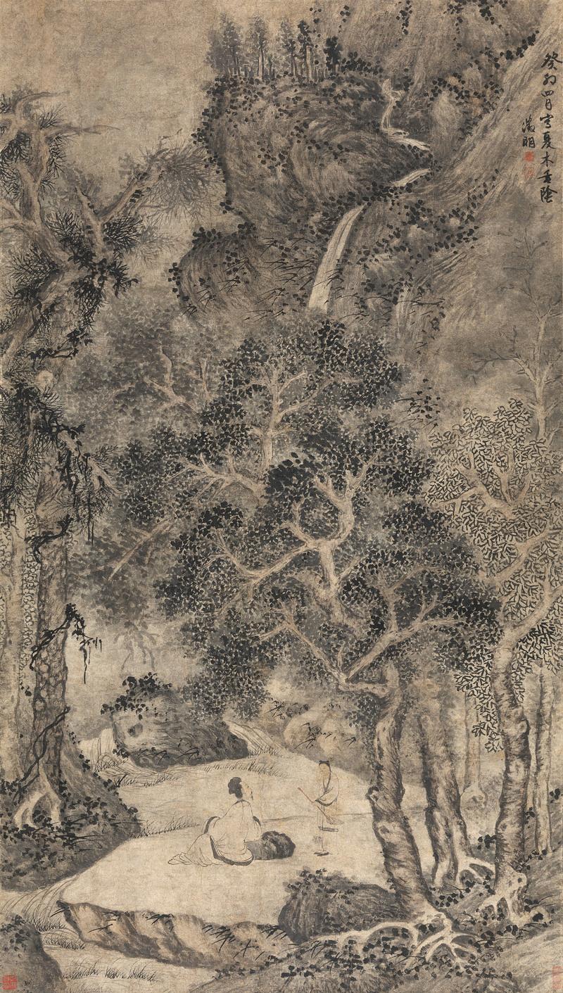 wen-zhengming_shady-trees