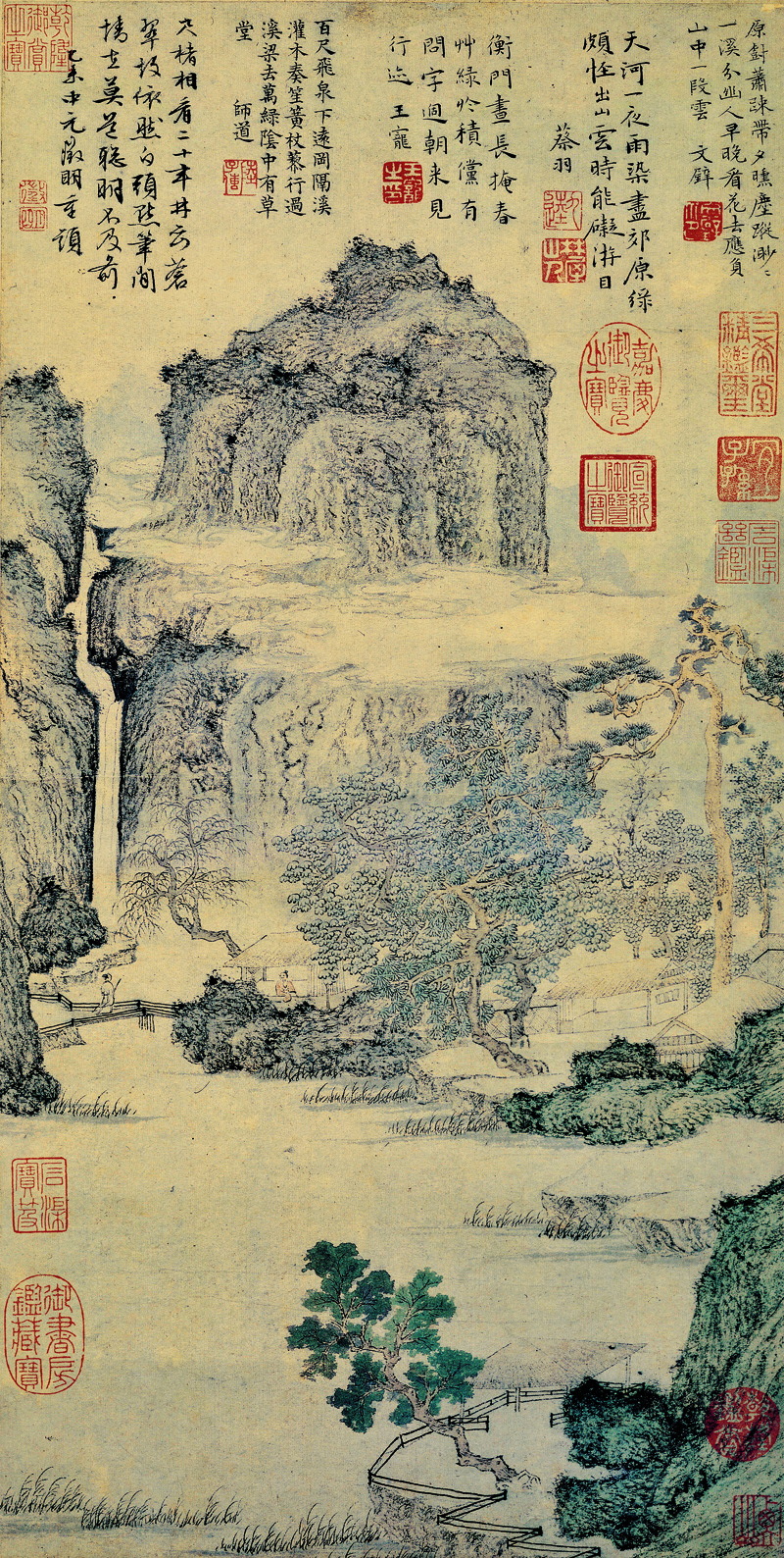 wen-zhengming_thatched-cottage
