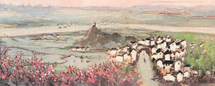 The Yangtze River in 1974