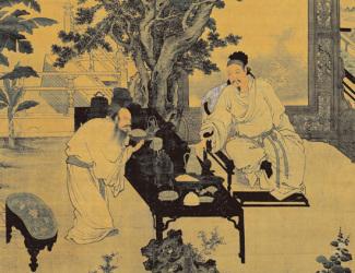 Du Jin: Enjoying Antiquities