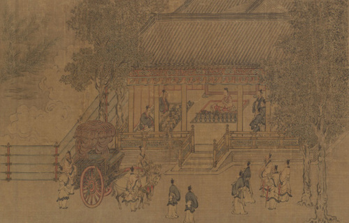 Ma Hezhi: Illustrations to Xiaoya