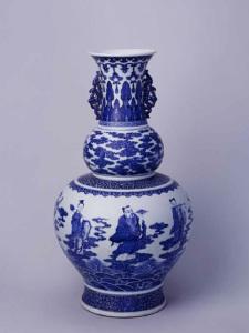 qianlong_qinghua_baxianguohaihuluping